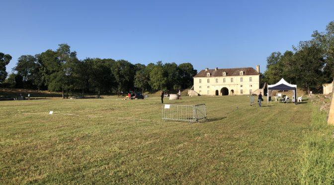 Besuch des Int. FK-Treffen in Cussac-Médoc vom 1.-3. August 2019